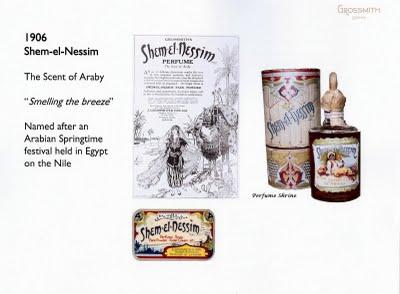 Grossmith history 2Shel el Nessim