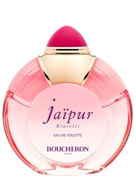 Flakon Boucheron Jaipur Bracelet ma przypominać ślubną bransoletkę. I to różową! ;)