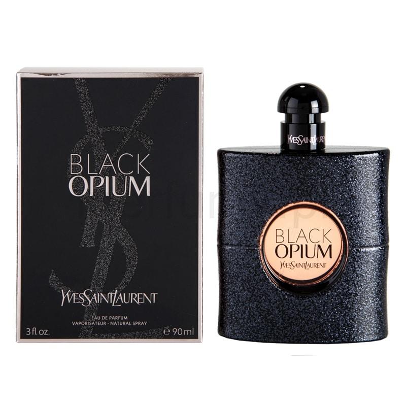 YSL Opium Black - 5 miejsce w rankingu perfum damskich