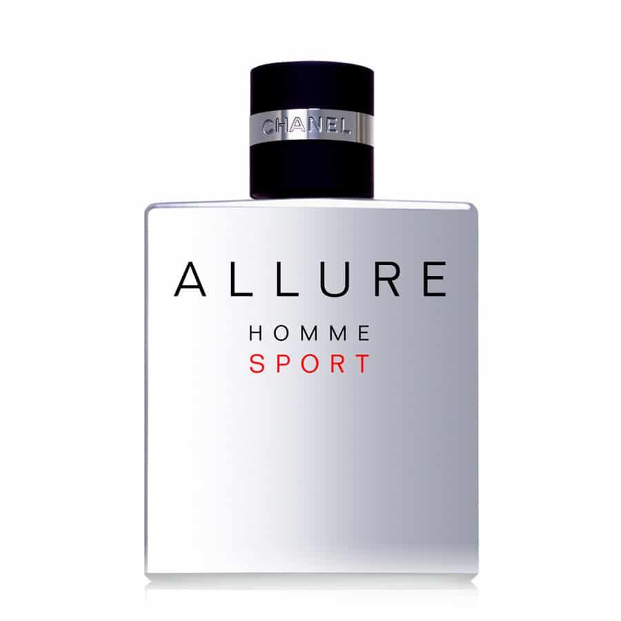 Chanel Allure Homme Sport (piąte miejsce w rankingu najlepszych męskich perfum)
