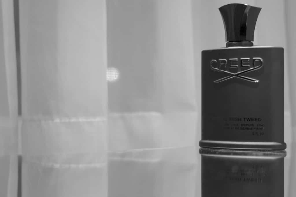 Creed Green Irish Tweed (zwycięzca rankingu na najlepsze męskie perfumy)