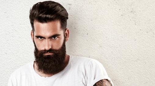 Guerlain Habit Rouge dla  lumbersexual