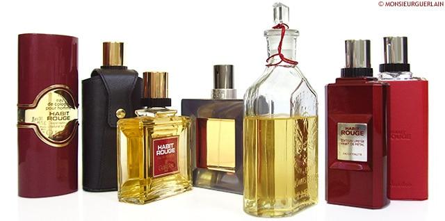 Rdzoina zapachów Habit Rouge