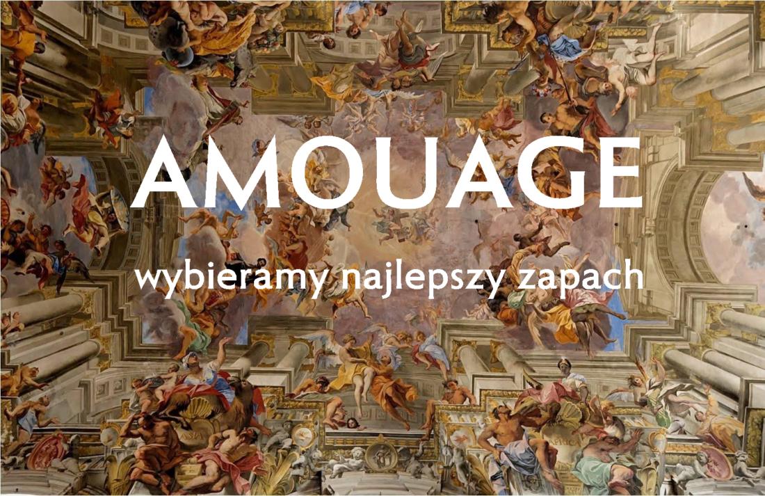 Amouage – najlepsze perfumy TOP 16