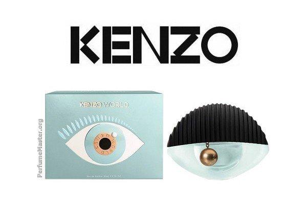 Kenzo World - perfumy zejęły jedno z miejsc w rankingu perfum bestsellerów