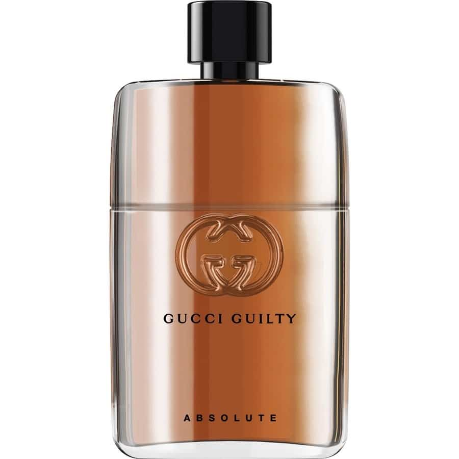 Gucci Gulty Pour Homme Absolute - najlepsze perfumy popularne na 2017/18 rok