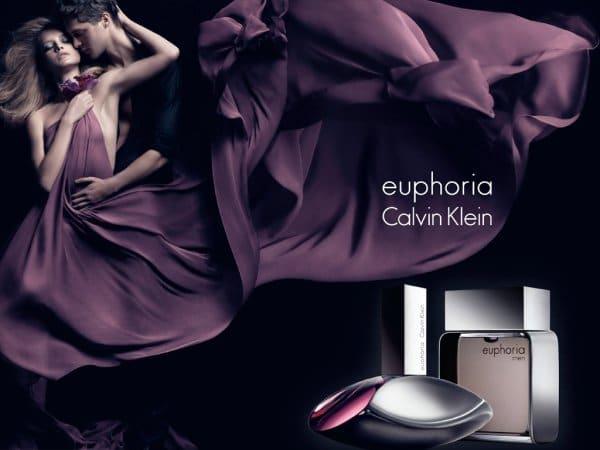 Euphoria - reklama wersji damskiej i męskiej