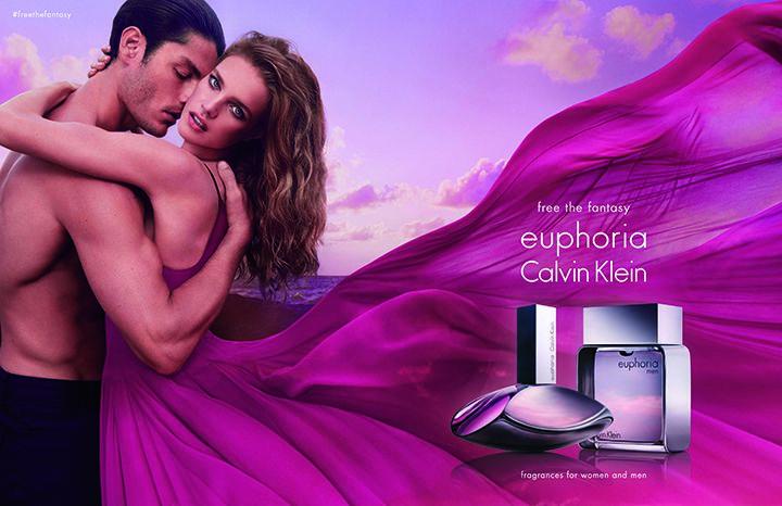 Euphoria - reklama