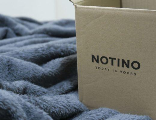 Przesyłka z Notino - opinia po zakupach