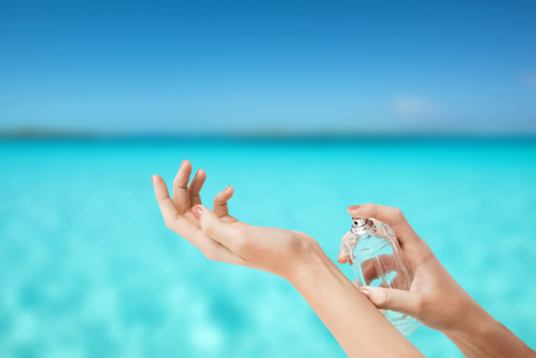 perfumy na lato, który zapach jest najlepszy na letnie dni?