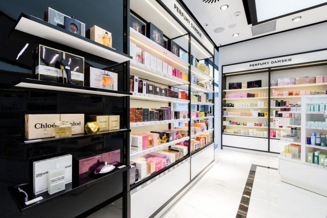 Perfumeria Perfumesco w Budynku Proximo