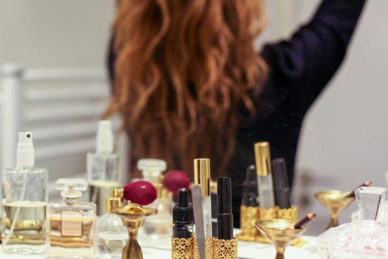 Dobieranie perfum