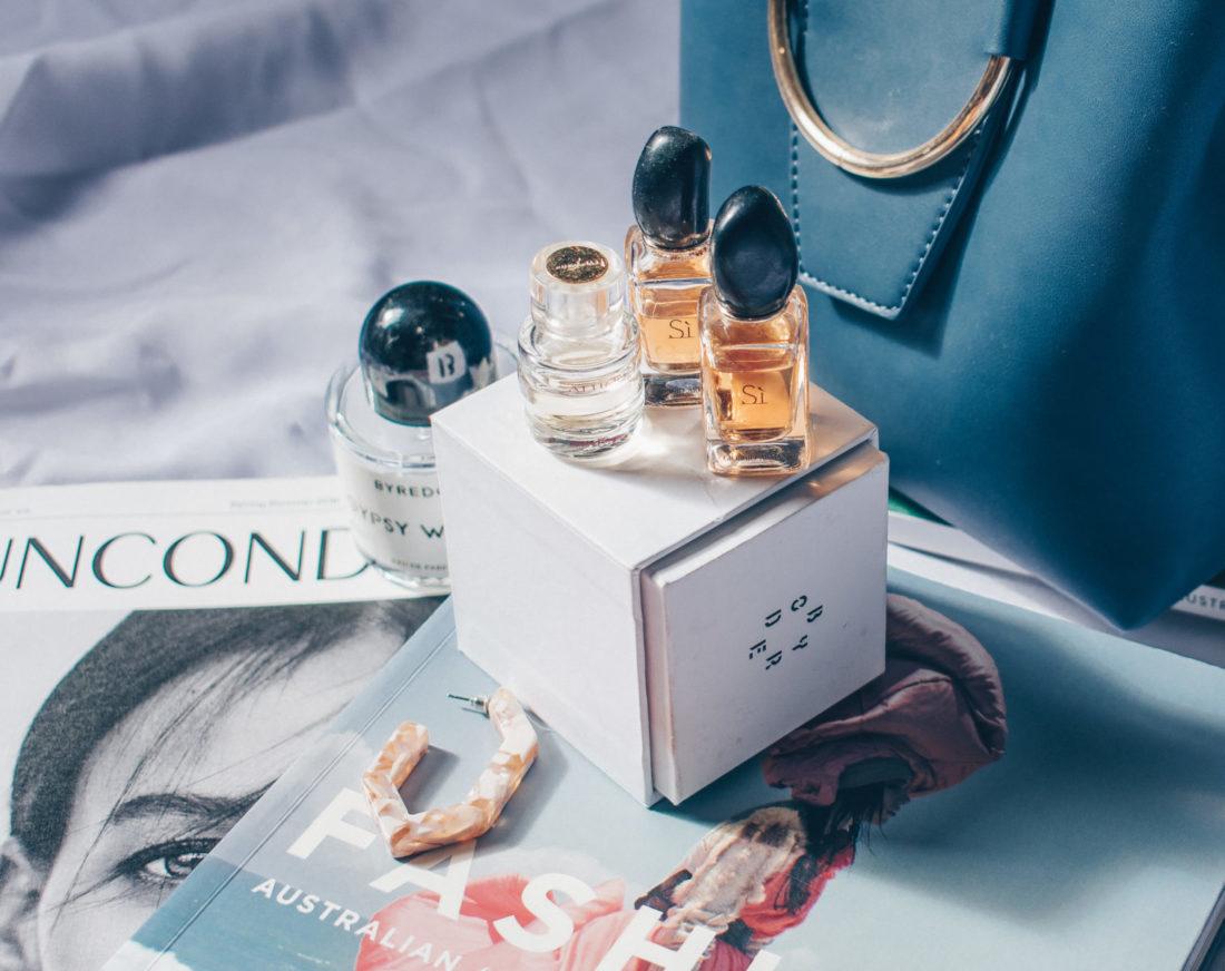 dobór perfum - sprawdzamy jak dobrać perfumy