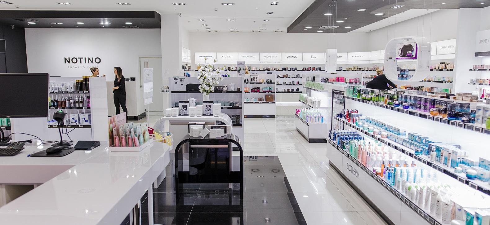 Notino recenze Parfumerie Praha – OC Europark